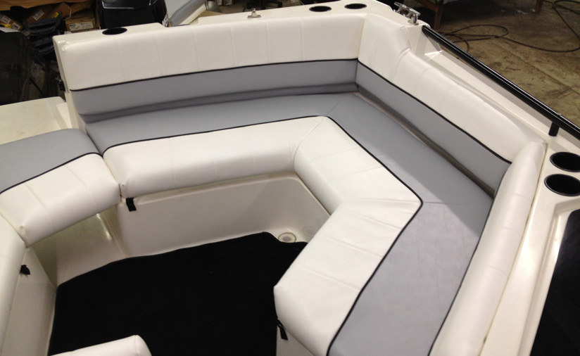 Boat Seats After