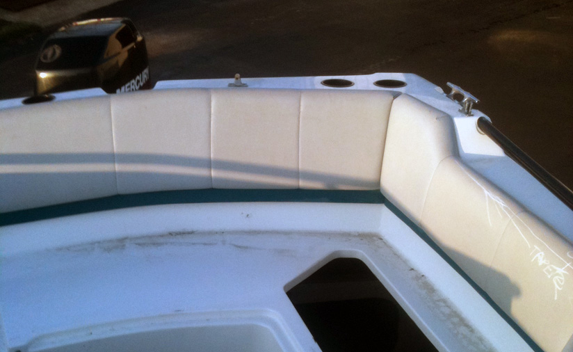 Boat Seats Before
